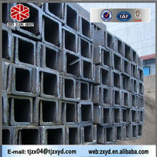 hot rolled u channel with AISI, ASTM, BS, DIN, GB, JIS standard