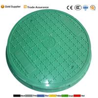 fiber glass grp / frp manhole cover with frame