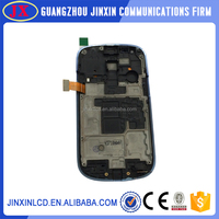 Accessory Parts Fully Pass Strictly Tested Mobile Phone Display for Samsung S3 mini i8190