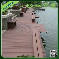 wpc radiation protection composite decking deck covering material