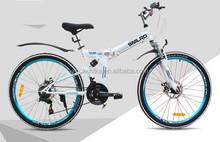 Designer hot-sale cube white color mountain bike