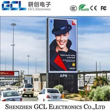 HD low price high quality P10 led display/Outdoor P10 SMD led module/ adverting led display screen