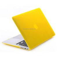 "Matt case for macbook felt sleeve case, for macbook pro 13"" silicone case, laptop case"