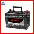 El mantenimiento del coche libre de la batería MF75D31R 12V75AH