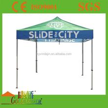square gazebo tent or high peak tent