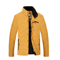 Men winter goose yellow down jacket for motorcycle Fashion dress for mens 150972014