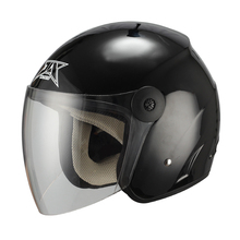 summer using Motorcycle Accessory 2015 DOT certificate JIX open face Motorcycle Helmets ABS material
