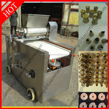 Wonderful forming fortune cookies machine/wire cutting cookies machine