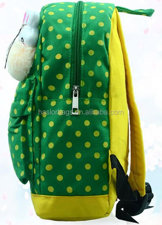 2015 nouveau Design de mignon enfants sac à dos pour l'école