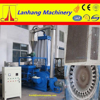 High rotating High Capacity PVC Plastic Pulverizer