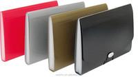 PP popular expanding file folder/Portable document holder13 pages/document case