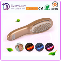 EveryLady electric head massager hair laser comb