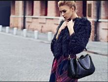 Hot selling italian handbag brand with high quality