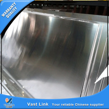 Mill test reflective sheet metal with high quality