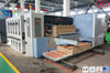 GIGA LX 308N Corrugated Carton Pizza Box Printing and Automatic High precision cartoning machine