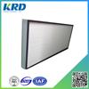Porous Glassfiber Media H14 HEPA Filter Used in Cleanroom