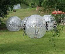 2013 hot sale inflatable zorb ball game