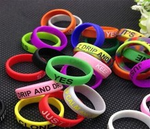 New arrival!!! Soft nod-skid vapor band silicone e cigarette accessories vape band for e cig mod with lowest price