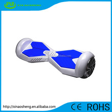 Blue 360 degree rotation cost-effective and flexible balance shilly two electric car / motorcycle