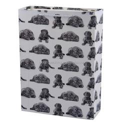 Popular Custom Printed Gift Paper Bag Dot Design