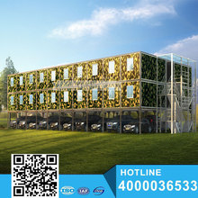 Hot sell luxury container modular house/prefab house