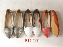 best factory price for well product elegant flat shoes made in spain