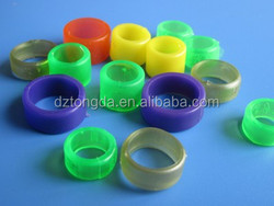 new plastic chicken leg ring factory price