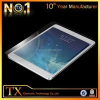 Super Thin 0.33mm Oleophobic coating Phone Premium tempered glass screen protector for ipad mini