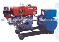 SF series single-phase diesel generating set
