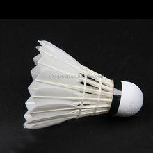 best quality goose feather shuttlecock, shuttlecock for tournament