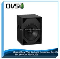 Multimedia Professional High Power Speaker Subwoofer