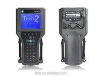 Professional for GM Tech2 Scanner With Candi And TIS Software TECH2 32MB Card with 6 software Optional free shipping