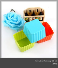 hot sale delicate silicone cupcake/cake/muffin mold maker
