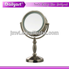 2015 6 Inch High quality cosmetic mirror with led