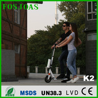Newly Airwheel Z3 Electric bike with anterior standing design and with pneumatic tyre FOSJOAS K2
