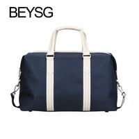 Wholesale lightweight custom nylon duffel gym bag for sale