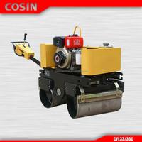 Compactor vibrator roller handheld vibrating road roller