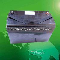 lithium battery 12v / li-ion battery pack 12v / battery for somar module 250watt