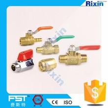 20106 RX 1162 brass ball valves