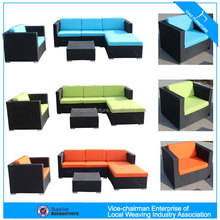HM-garden rattan furniture rattan sofa CF830
