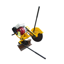 4.8 kw petrol engine rail cutting machine