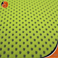 POLYESTER ANTI-BACTERIA AND ANTI-ODOR BAMBOO CHARCOAL PIQUE FABRIC