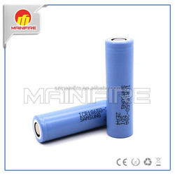 3.7v 2800mah Lithium ion Rechargeable High Capacity Battery