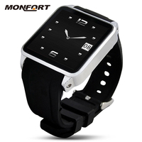 New arrival with sim card smart jav watch phone touch screen china smart watch phone hot wholesale