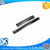 black color music wire long air rifle spring