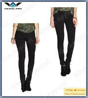 Skinny Fashion khaki girls Super Stretch Pants sexy Casual tight pants
