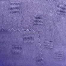 Violet Dobby Weave 100% Polyester Chiffon Fabric