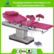 China Supplier BT-OE002 Multifunction electric obstetric table gynaecology operation table equipments for delivery room