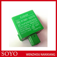 (81980-22070) Car flasher use for toyota 12v 3p auto relay