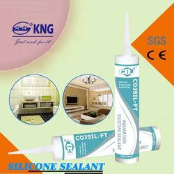 Acetoxy sealant large glass fish tank silicone for fish tank sealing